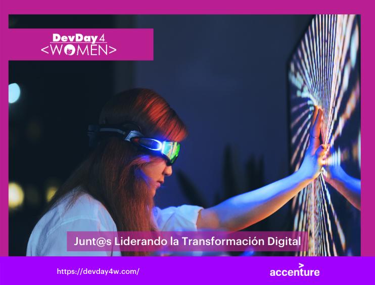 Las próximas líderes tecnológicas se reunieron en Dev Day 4 Women